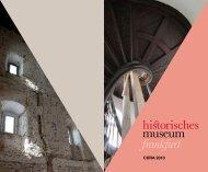 CURA 2010 - Historisches Museum Frankfurt - Frankfurt am Main