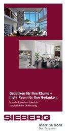 Flyer Raumgestaltung (PDF)