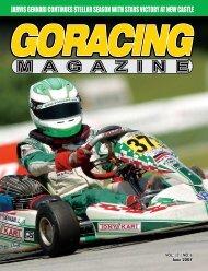 June - Go Racing Magazine