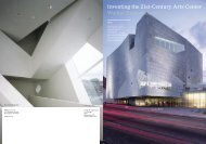 Inventing the 21st-Century Arts Center Walker Expansion Update