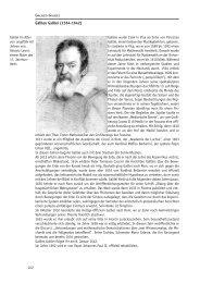 Galileo Galilei (1564-1642) - Krapp & Gutknecht Verlag
