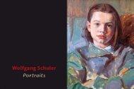 Wolfgang Schuler - Portraits