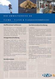 FLUWA - BSH Umweltservice AG