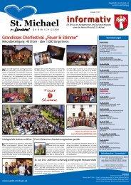 Informativ Juni 2012 - Wirtschaft St. Michael