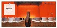 Programmheft (PDF 2.0 MB) - Dresdner Philharmonie