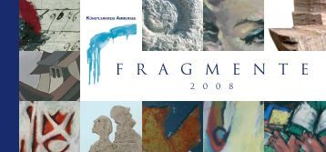 KKA catalogo 2008.indd - Künstlerkreis Ammersee