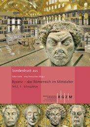 Sonderdruck aus Byzanz – das Römerreich im Mittelalter