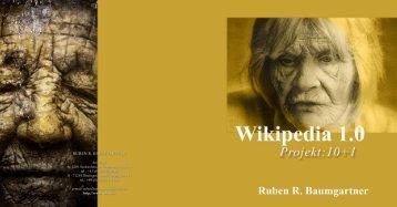 """Wikipedia 1.0 """"Projekt 10 + 1"""" - Der Maler und Künstler Ruben R ..."""
