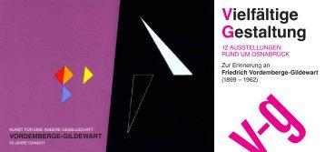 Flyer: Kleine Landpartie zur Kunst - Neue Osnabrücker Zeitung