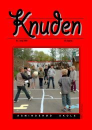 Knuden maj 2009 - Fredensborg Skole