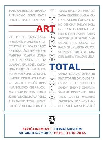 ArtTotal katalog - Grad Biograd na Moru