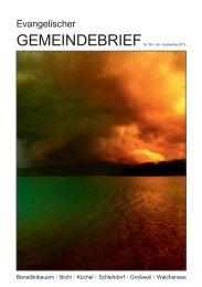 Gemeindebrief Sommer 12.pdf - Evang.-Luth. Kirchengemeinde ...
