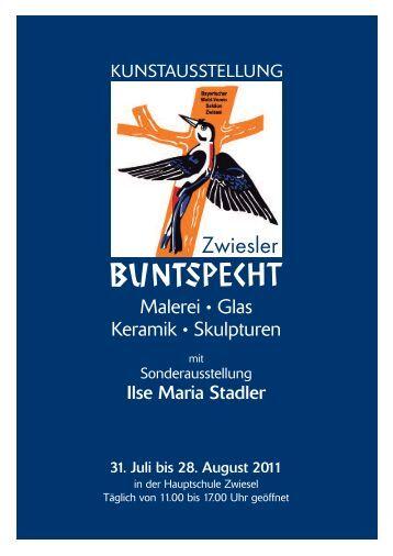 Kunstausstellung - Bayerischer Wald-Verein