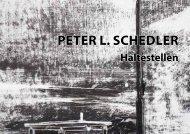 Peter L. SchedLer - Greusslich Contemporary