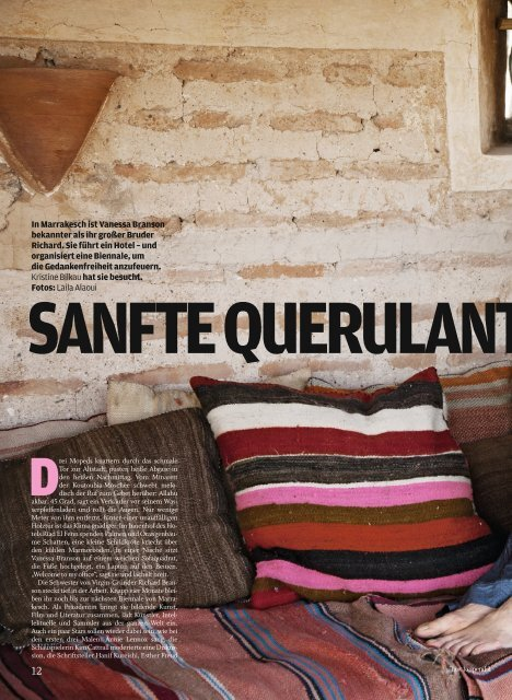 sanfte querulantin - Higher Atlas