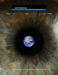 Hyperion Cover Apr 09 2.indd - Nietzsche Circle