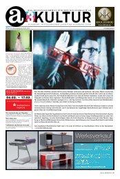 s Stadtsparkasse Augsburg KULTURTERMINE Seite 10/11 - a3kultur