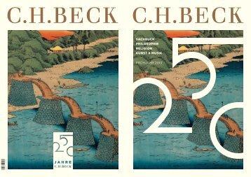 Sachbuch II_1-13.indd - C.H.Beck