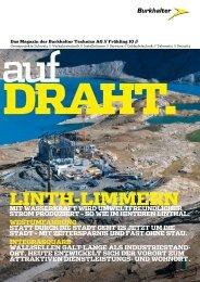 Linth-Limmern - Burkhalter Technics AG