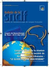 Bulletin Mai 2008 - snclf