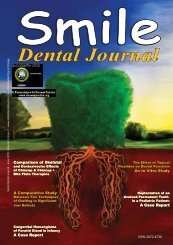 Smile Dental Journal - Success Practice