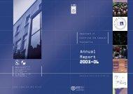 Annual Report 2005-06 - American University of Beirut