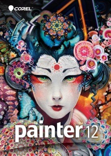 Datenblatt zu Painter 12 - Waltersoftware