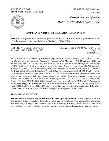 afman 11 217v3 pdf free