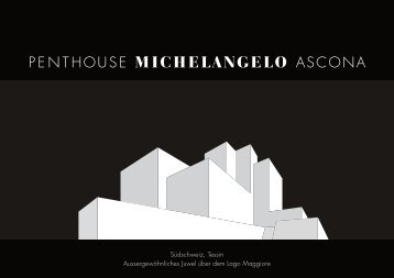 PENTHOUSE MICHELANGELO ASCONA - Typothek