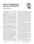 The Sabbath Sentinel - The Bible Sabbath Association - Page 7