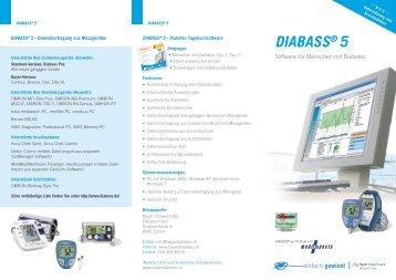 DIABASS® 5 - Bayer Diabetes Care Schweiz