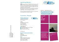 Palliativmedizin - Evangelisches Bildungszentrum für ...