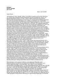 Kollegen Daniel Taprogge per e-mail Berlin, den 9.6 ... - DGB-Jugend