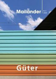 Ausgabe 3 / 2009 - Mailänder Ingenieur Consult GmbH