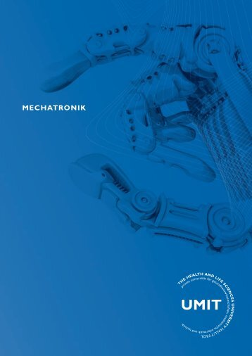 UMIT Hall - Studienplan Mechatronik.pdf