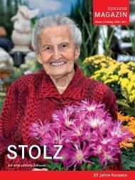 PDF Kursana Magazin 02/2010 (4.55 MB )