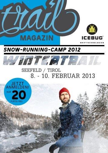 8. - 10. FEBRUAR 2013 - Trail Magazin