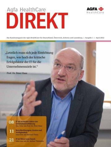direkt - Agfa HealthCare