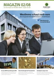 MAGAZIN 02/08 - PRO-DIRECT-FINANCE