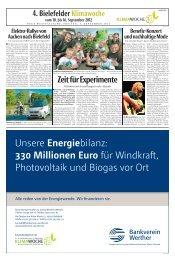 Gesamt Pressespiegel Als Pdf Klimawoche Bielefeld