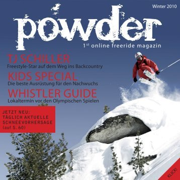 10 - powder magazin