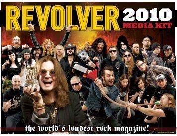 Media Kit - Revolver Magazine