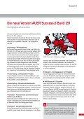 AUER Magazin 2011-01 - AUER - Die Bausoftware GmbH - Seite 5