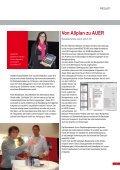 AUER Magazin 2011-01 - AUER - Die Bausoftware GmbH - Seite 7