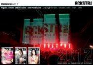 Formate und Tarife 2012 - RockStar Magazine