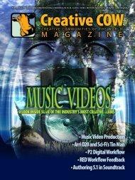 Music VIDEOS - Creative COW Magazine