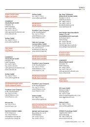 TOPICS als PDF - Laser Magazin