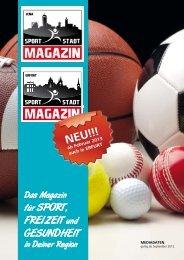 Mediadaten - sportstadt magazin jena