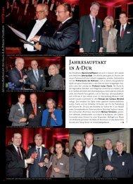Jahresauftakt in A-Dur - TOP Magazin Frankfurt