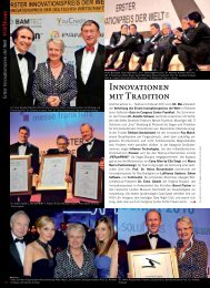 Innovationen mit Tradition - TOP Magazin Frankfurt TOP Magazin ...